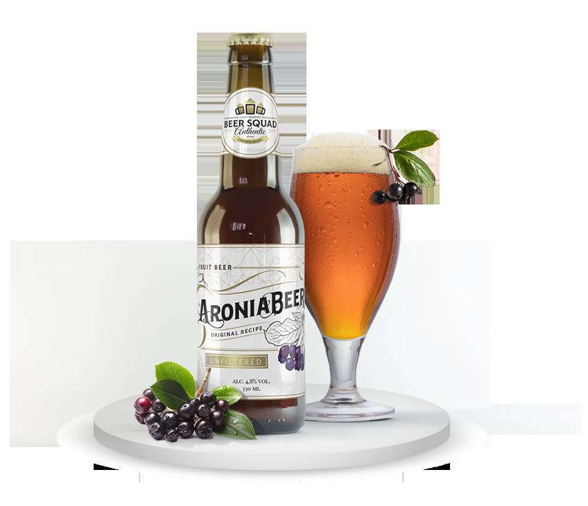 Aroniabeer Beer Squad Craft Beer Croatia