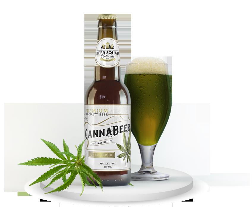 Cannabeer premium Beer Squad Craft Beer Croatia